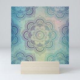 Peaceful Mandala Mini Art Print