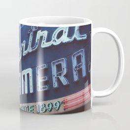 Central Camera Chicago Coffee Mug