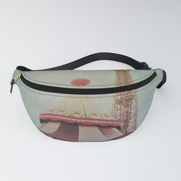 Bohemia of Paris Fanny Pack