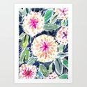Pop Floral by barbraignatiev