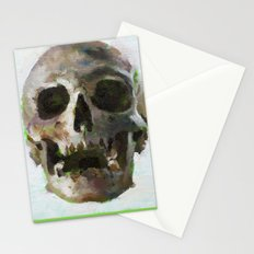 skull7 Stationery Cards
