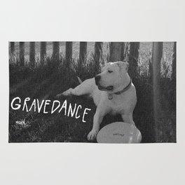 Doggy Grave Dance Rug