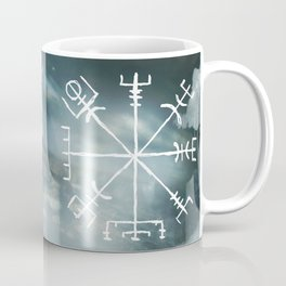Compass Coffee Mug