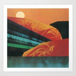 Artificial Landscape 2 Art Print