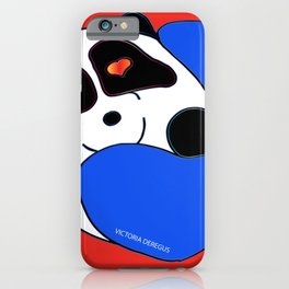Valentine's Day Art_02 by Victoria Deregus iPhone Case