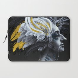 The Show Must Go On Laptop Sleeve