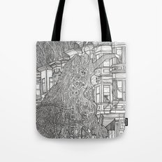 SF Friendship Tote Bag
