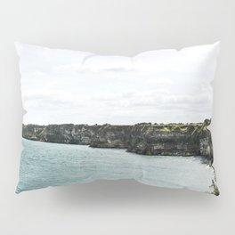 Cliffs of Normandy Pillow Sham