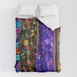 mexican art Comforters