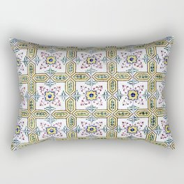 Portuguese Tiles 2 Rectangular Pillow