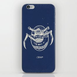 God Save the Thing iPhone Skin