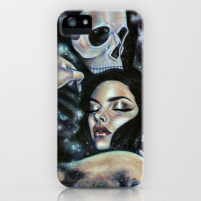 We Are Destined For One Another iPhone Case