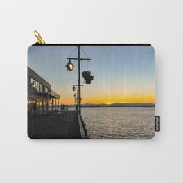 Seattle twilight -3 Carry-All Pouch