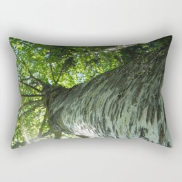 Sacred Birch by Mandy Ramsey, Haines, AK Rectangular Pillow