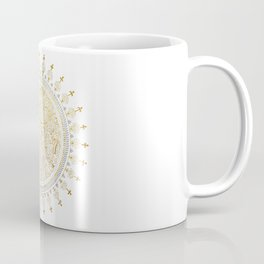 Mandala Justyoga Coffee Mug