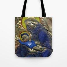 Jesus Was A Yankee's Fan Tote Bag
