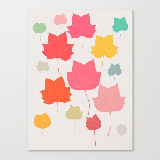 tulipifera 1 Canvas Print