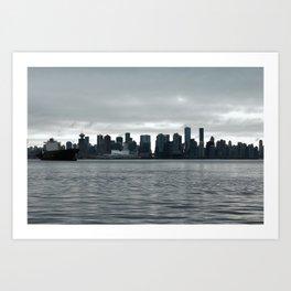 Our City Art Print