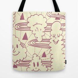 Cream Puff Tote Bag