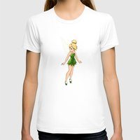 tinker bell T-shirts featuring Tinker Bell by Anais.Lalovi