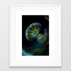 Dark Carnival Framed Art Print