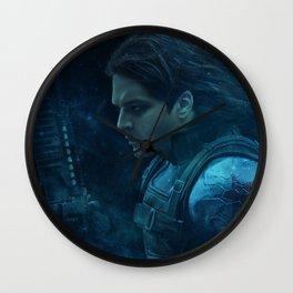 The Winter Soldier (Bucky Barnes) Wall Clock
