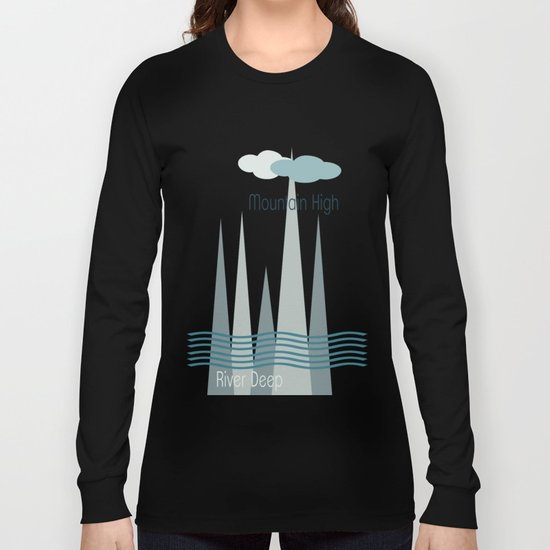 River Deep Long Sleeve T-shirt