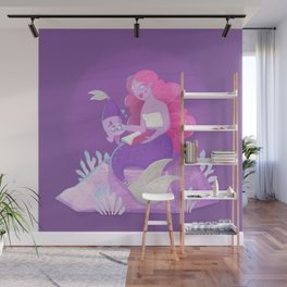 Storytime Wall Mural