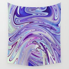 Melt Wall Tapestry