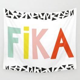fika Wall Tapestry