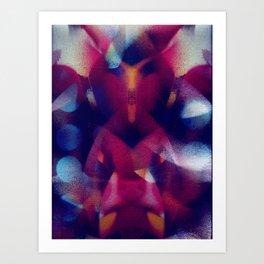 i accept no hearsay Art Print