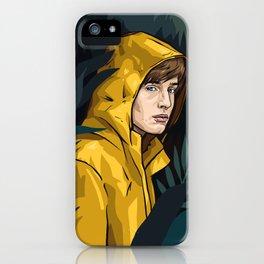 Jonas Dark iPhone Case