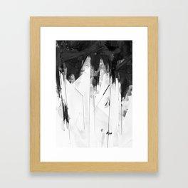 Macy Framed Art Print