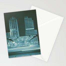 Berlin Bahnhof Station Stationery Cards