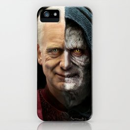 Palpatine&Sidious iPhone Case