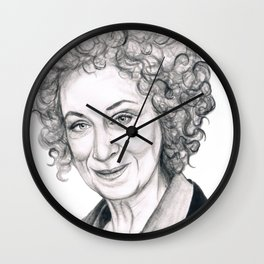 Margaret Atwood Wall Clock