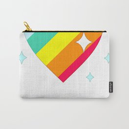 LOVE IS LGBT Carry-All Pouch