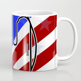 Daytona Coffee Mug