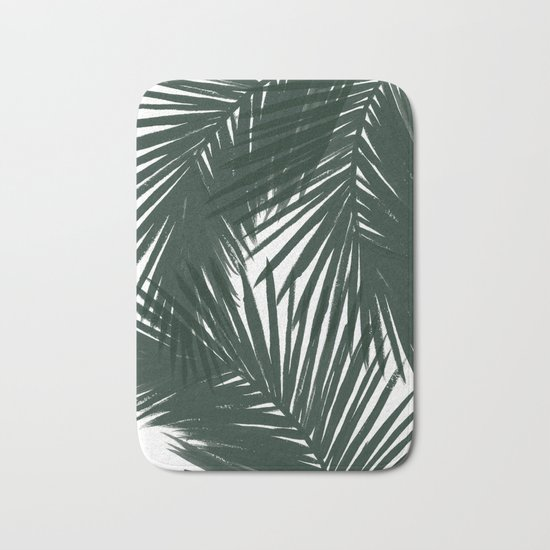 Palms Green Bath Mat