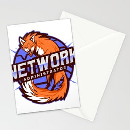 THE Network Administrator Stationery Cards