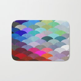 Scales Bath Mat