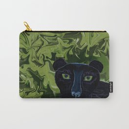 Do Panthers Fly? Carry-All Pouch