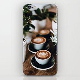 Latte iPhone Skin