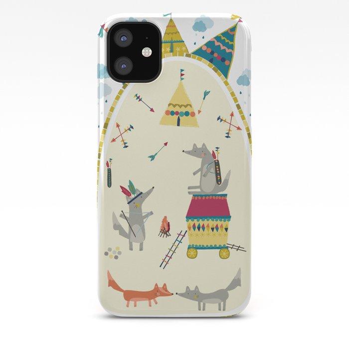 Wolf 2 iphone case