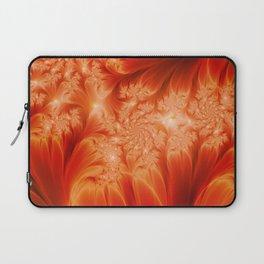Fractal The Heat of the Sun Laptop Sleeve