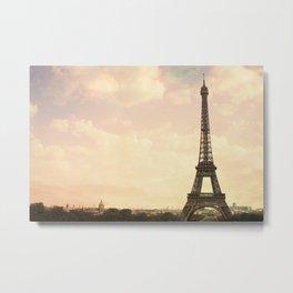 An Afternoon in Paris Metal Print
