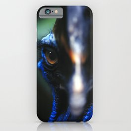 Cassowary Bird iPhone Case