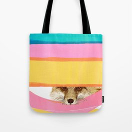 Daydreaming FOX Tote Bag