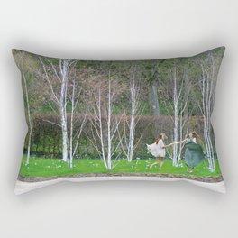 rites of spring Rectangular Pillow