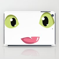 how to train your dragon iPad Cases featuring How to train your dragon Toothless tongue by Komrod